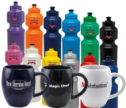 Drink Bottles & Mugs