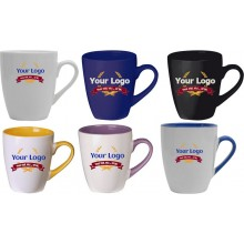 Calypso MG1812 Promotional Coffee Mugs in Single and Two Tones