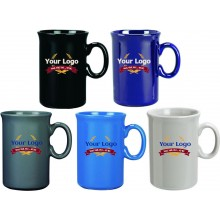 Canberra MG1014 Promotional Coffee Mug in Six Colors