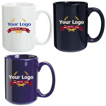 Promotional Coffe Mug - Jumbo MG1015